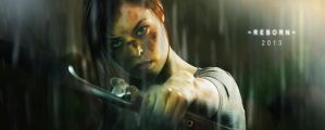 Tomb Raider Reborn Your Move by jagged-eye