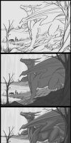 Forest Depths -Process- by Chromamancer