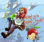 Thank You Cherry Credit! by Fia-V98