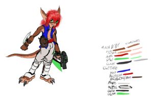 Color and Design Ref Squall Endymion by Squall179
