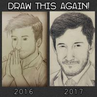 Draw This Again! (Markiplier) by Laily95