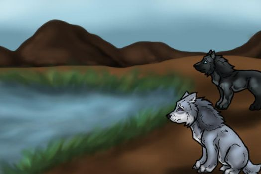 Whats that in the water-Exploration- by Mystic-Wolf-Of-Snow