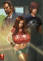 Inflated Ego - Cover by expansion-fan-comics