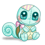 FREE Squirtle Snuggly (Page Doll) by Sarilain