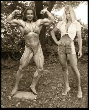 From Bodybuilding to Fitness by hardbodies