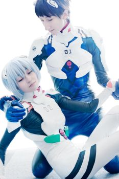 NGE: No Goodbyes by 06TATTO