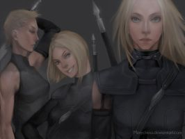 Claymore by MeryChess