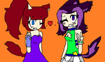 Catgirls by hotpets5674