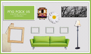 Something PNG PACK 05 by NWE0408