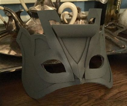Tequila Belle Mask WIP by Reckless-Royalty