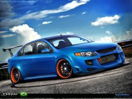 Ford  Falcon Tuning by Johnny-Designer