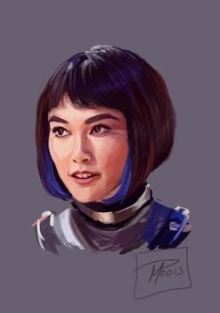 Mako by jadenwithwings