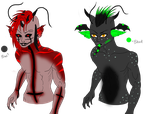 Feeler Torso Adopts Open (OTA) by ChaoticallyKhaos