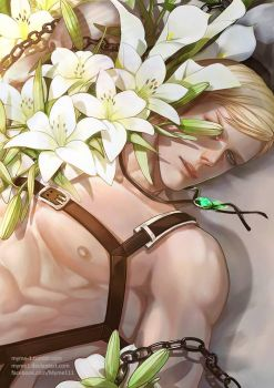 Erwin Smith by Myme1