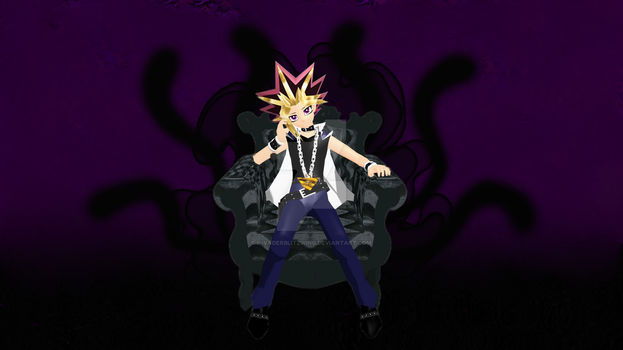 MMD - Yu-Gi-Oh - His Soul Room by InvaderBlitzwing