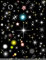 Star lights vector2 by coolwing