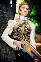 What do I stand for? Balthier- Cosplayer by Detailed-Illusion