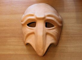 Leather Mask by Avalon90