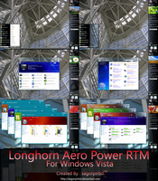 Longhorn Aero Power RTM by sagorpirbd