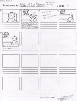 Storyboard - VALV 12, 2-2 by darkarcompany