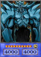 Obelisk the Tormentor (Anime) by Kadistyle