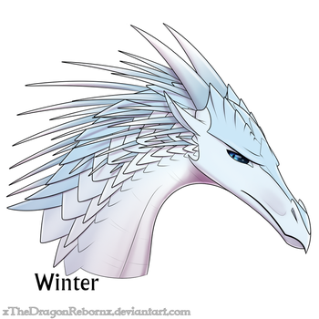 Wof H-a-D Day 7 - Winter by xTheDragonRebornx