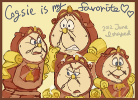 Cogsie!! by ishaped