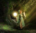 Princess of Cave by youcef10jon