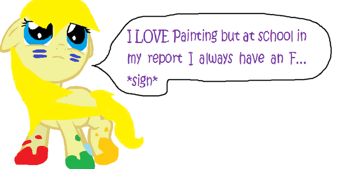 Question 3 - Do you like Painting? by Apple-Jack1000