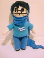 John god tier plush by VanilleB