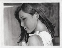 No. 9 ~ Eunjung by leon7929