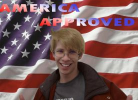 AMERICA APPROVED by wilson6666666