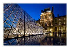 The Louvre by LibanYusuf
