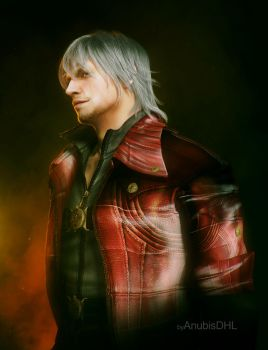 just.. Dante by AnubisDHL