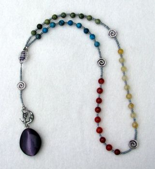 The Elements Prayer Beads by Aevie