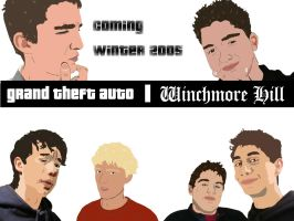 Grand Theft Auto Winchmore by luap89