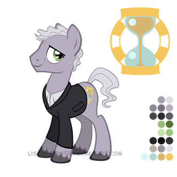 Reference Sheet: Twelfth Doctor by LissyStrata