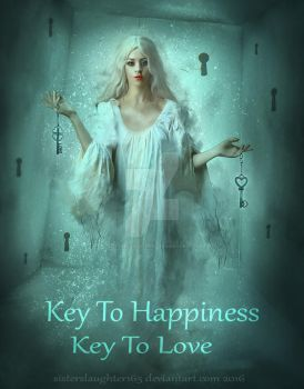 Key To Happiness, Key To Love by Sisterslaughter165