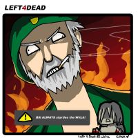 Left 4 Dead - Bill by talimgold