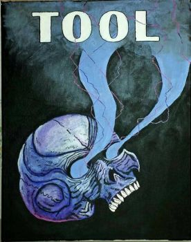 Tool Promotional Poster Replica by aperfectmjk