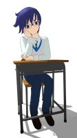 MMD NC Campus Kaito by Charon13A