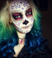Sweet Sugar Skull by MeltedRabbit