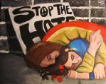 Stop the Hate by seagnomes