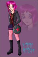 Ramona Flowers by ava-angel