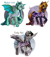 adopts pony MLP guy CLOSED by CatMag