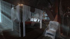 AGNVS DEI: Set Design 7 by valadant