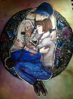 Watercolour Pricefield (Max/Chloe) by pzreich24