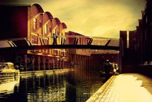 Canals by sican