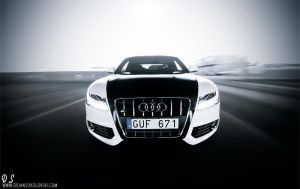 AUDI A5 ABT - speeding front by dejz0r