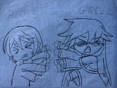 Alois and Grell by Sasha-Valliere